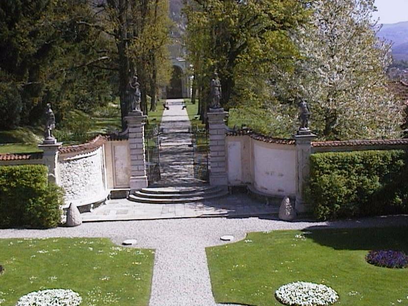 Artemisia gentileschi il giardino villa della porta bozzolo il