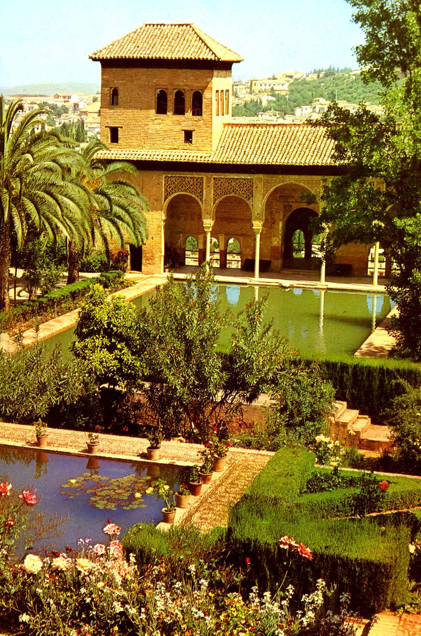 Artemisia gentileschi il giardino il giardino islamico - Il giardino dell artemisia ...