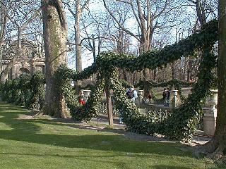 Artemisia gentileschi il giardino le jardin du luxembourg - Il giardino dell artemisia ...
