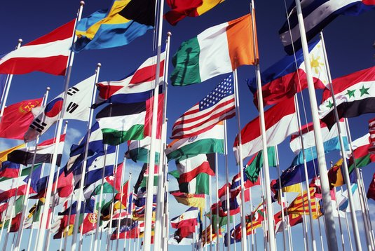 bandiere internazionali