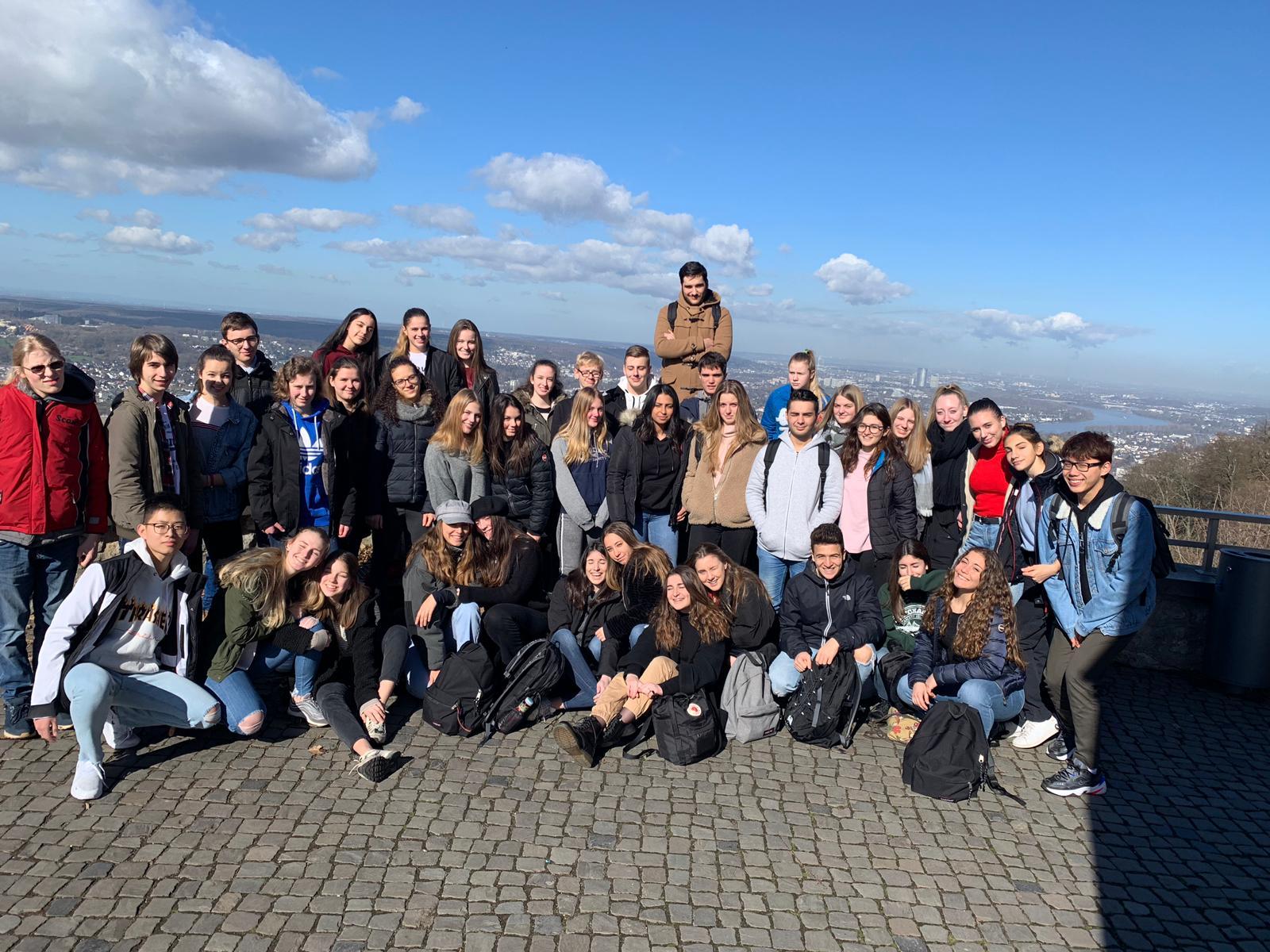 studenti del Gentileschi in scambio culturale