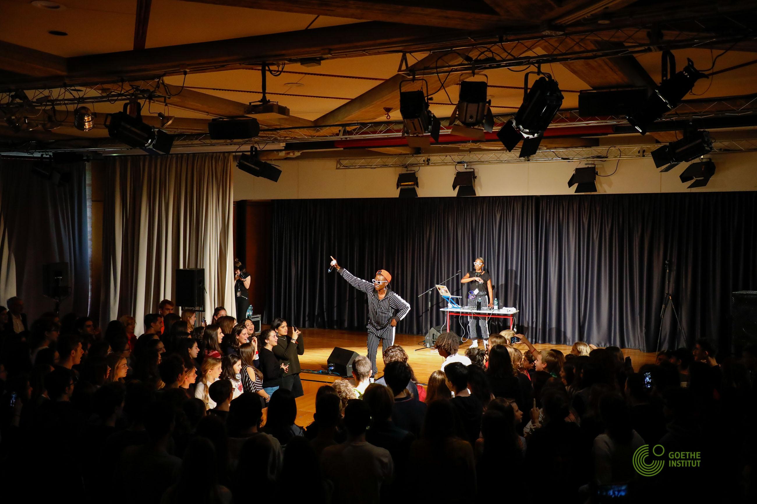 Foto concerto PASCH ROMA