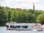 Gita in battello sul fiume Spree