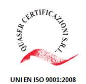 Certificazione Quaser ISO 9001